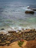 Wzory przy plażą zdjęcia royalty free