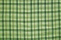 Wzorzyści tkanina kolory Obraz Royalty Free