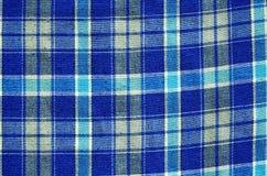 Wzorzyści tkanina kolory Zdjęcie Stock