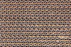 Wzorzystość papieru panwiowy karton Zdjęcie Stock