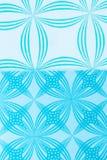 Wzorzysty kartonowy tło Fotografia Stock