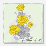 Wzrastał kwiatu royalty ilustracja