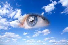 wzrok Obrazy Stock