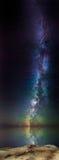 Wzrost Milky sposób obraz stock