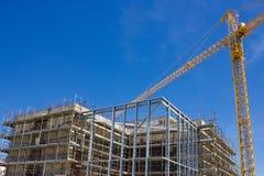 Wzrost wysoka budowa Obraz Royalty Free