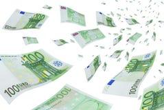Wzrosta euro. Zdjęcia Stock