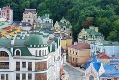 wzrosta Kiev rodzaj Obrazy Stock