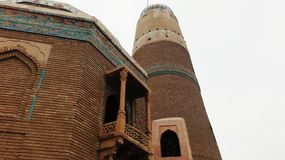 Xá Minar de Masoom Imagem de Stock Royalty Free