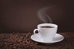 Xícara de café Foto de Stock Royalty Free