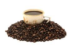 Xícara de café Fotos de Stock Royalty Free
