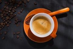 Xícara de café Foto de Stock