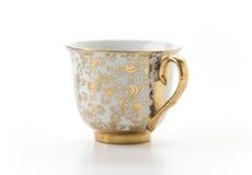 xícara de café ou caneca vazia Imagens de Stock Royalty Free