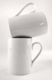 Xícaras de chá Fotos de Stock