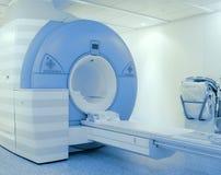 X线体层照相术扫描器在医院 图库摄影
