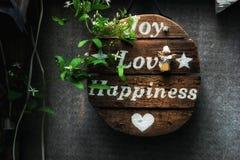 & x22 Χαρά, αγάπη, happiness& x22  στοκ εικόνα με δικαίωμα ελεύθερης χρήσης