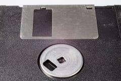 3 5 ' дискет Сломленная несущая данных к старым компьютерам на isolat Стоковые Фото