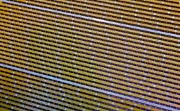 X-ряд вид спереди массива Active электронно просмотренный стоковое фото rf