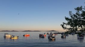 x28王子Islands &海边; Turkey& x29; 免版税库存图片