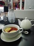It';s茶时间 图库摄影