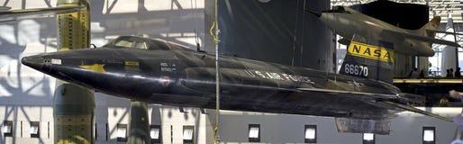 X-15 nordamericano Immagini Stock