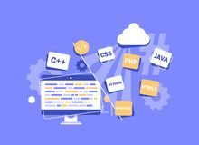 Programming languages for website creation,Php, Js, Ajax, Css 3, Jquery, Xml