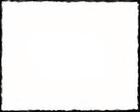 8 x10 μοναδικά γραπτά σύνορα Στοκ Εικόνες