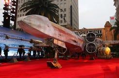 X-aile Starfighter Images libres de droits