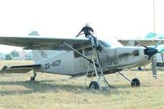 X328 atlanta anioła turbina szczególnie wyposażał samolot dla nieba div Zdjęcie Royalty Free