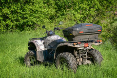 4x4 ATV Stock Photo