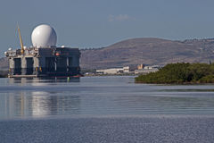Free X-Band Radar Ship Stock Photography - 83338712