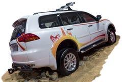 4x4 car Royalty Free Stock Photo