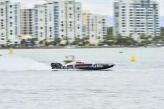X-Cat Speed Boat Royalty Free Stock Photo