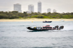 X-Cat Speed Boat Stock Photography