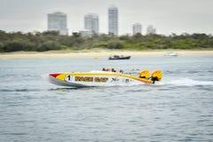 X-Cat Speed Boat Royalty Free Stock Photos