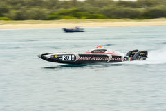 X-Cat Speed Boat Royalty Free Stock Images