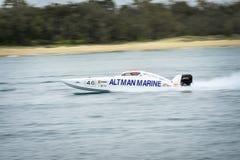 X-Cat Speed Boat Stock Photos
