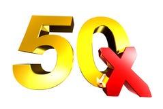 X50 3D ilustracji