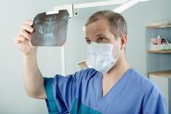 X dentale Fotografie Stock