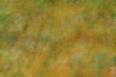 Golden Watercolor Fine art Texture / Background Grunge. 6000 x 4000 @ 300 dpi jpeg file Beautiful shades of gold, green, yellows, and browns blend together in a Royalty Free Stock Photos