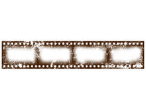 4x Film Frame Old. Film Frame Old, Picture Frame Royalty Free Stock Image
