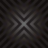 X Hazard Stripes Stock Image