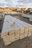 2x8 hout Royalty-vrije Stock Fotografie
