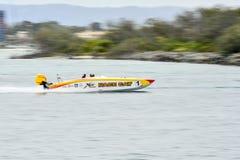 X-kat Snelheidsboot Royalty-vrije Stock Fotografie
