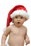 X'mas baby Royalty Free Stock Images