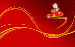 X'mas background Royalty Free Stock Images