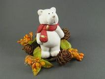 X-mas bear Royalty Free Stock Photography