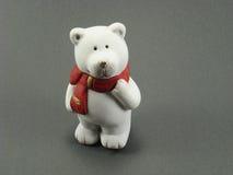 X-mas bear Stock Photography