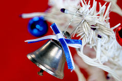 X'mas Bell 03 Stock Photos