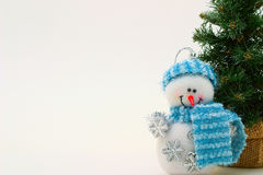 X-mas card Stock Photography