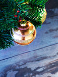 X-mas fragment Stock Photography